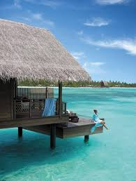 best overwater bungalows in the maldives islands