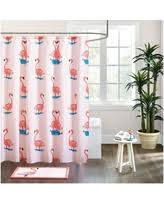 Flamingo Shower Curtains Here U0027s A Great Price On Flamingo Shower Curtain In Pink