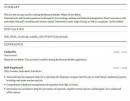 resume builder best resume builder comparison resume genius vs