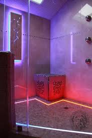 shower lights bathe bathrooms in brightness