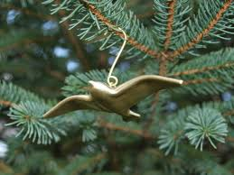 flying bird ornament in the steve shelby s metal