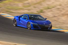 Acura Nsx Power Report Acura Nsx Lineup Could Add Type R Ev Roadster