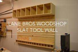 slat tool wall heisz design