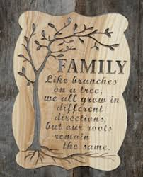scroll saw patterns plaques word plaques family roots