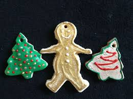 crafts these are not your s salt dough ornaments