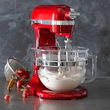 kitchenaid professional 6500 design series stand mixer williams