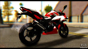 honda new bike cbr 150 honda all new cbr150r for gta san andreas
