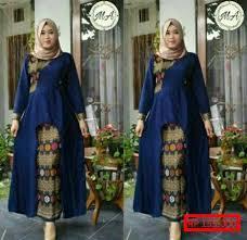 model baju kebaya muslim baju batik kebaya muslim model baju