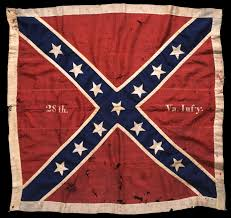 Civil War North Flag No Virginia There Will Be No Battle Flag For The Gettysburg
