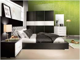 Black And Green Curtains Bedroom Endearing Grey And Green Bedroom Decoration Using Light