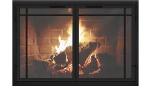 Contemporary Fireplace Doors by Fireplace Accessories Firemaster