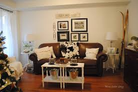 Brown Themed Living Room by Brown Sofa Decorating Living Room Ideas With Ideas Image 26564