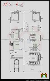 100 single floor 4 bedroom house plans kerala ranch floor