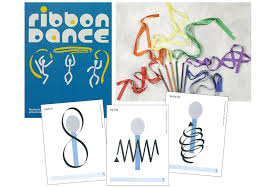ribbon sticks in motion ribbon kit plus set of 6 ribbon sticks 72