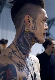 183 best tattooed heads images on pinterest creative music