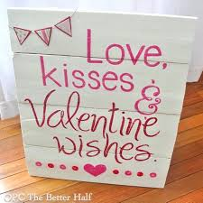 valentines day decor pallet s day decorating ideas recycled things