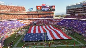 How Big Is The American Flag Fan Stadium Review The Good The Bad And The Ugly Of 49ers