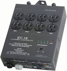 eliminator ec4 4 channel light controller pssl