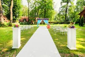 wedding arch garden beautiful wedding arch with flowers in garden all is ready for