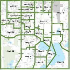 Map Of Ann Arbor Portage Spring Cleanup Program Starts Monday April 20 Private