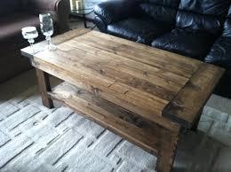 farmhouse style coffee table farmhouse coffee table with open shelf coffee tables