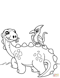 Dinosaurs Coloring Pages Free Coloring Pages Dinosaur Coloring Page