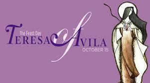 St Teresa Of Avila Interior Castle Feast Of St Teresa Of Avila October 15 News Order Of Carmelites