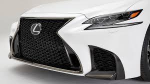 xe lexus cua le roi lexus ls 500 f sport 2018 thiết kế mới sắp trình làng tại new