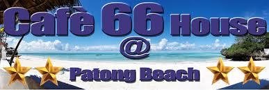 cafe u0027 66 house patong beach patong beach thailand