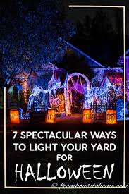 cool halloween yard decorations best 25 halloween yard decorations ideas on pinterest diy