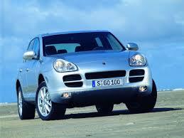2004 Porsche Cayenne Turbo - porsche cayenne s 2004 pictures information u0026 specs