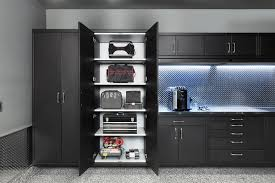 metal garage with living space gl custom steel cabinets garage cabinet system
