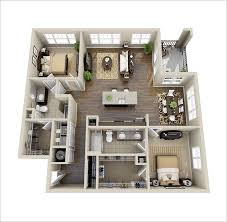 85 best floor plans and 3d models images on pinterest