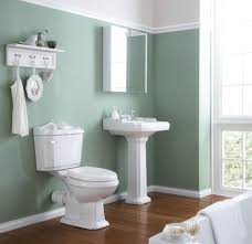 wonderful green white wood glass modern design small bathroom