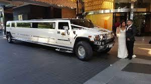 black hummer limousine triple hummer limos wedding cars oakleigh south easy weddings