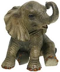 joe davis leonardo baby jungle elephant ornament gift from our