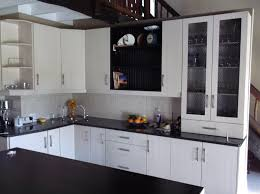 cabinets drawer white frosted glass kitchen cabinets doors gray