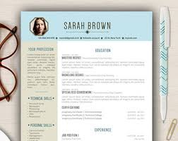 Online Resume Critique by Hipster Resume Etsy