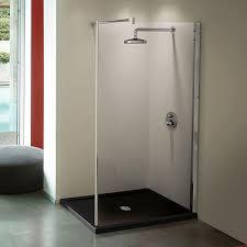 parete fissa doccia cabina parete doccia in cristallo novellini modello kuadra h per