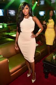 porsha williams and kordell stewart did porsha williams and kandi burruss get into a fight