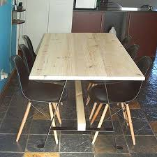 How To Make A Wood Table Top Dining Table Make Your Own Wooden Dining Table How To A Wood Top