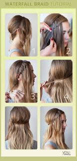hairstyles medium hair braids 30 cute and easy braid tutorials that are perfect for any occasion