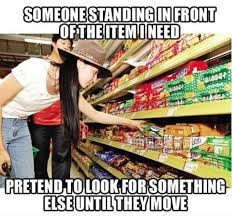every time i m at the grocery store weknowmemes