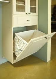 modern hidden laundry hamper u2014 sierra laundry hidden laundry