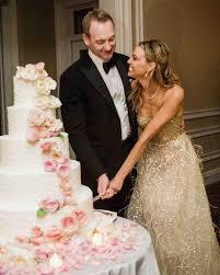 ombré wedding cakes martha stewart weddings