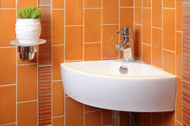 orange bathroom ideas 5 fresh bathroom colors to try in 2017 hgtv s decorating design