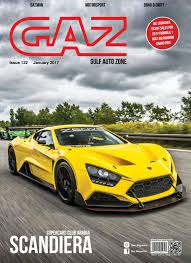 bahrain gp lexus crash gaz issue 122 january 2017 by gaz group issuu