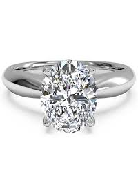 oval cut engagement rings oval engagement rings