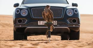 bentley ferrari there u0027s a new special falconry edition bentley bentayga the drive