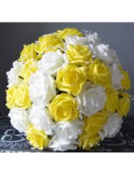 Fake Wedding Flowers The Brides Bouquet Wedding Flowers